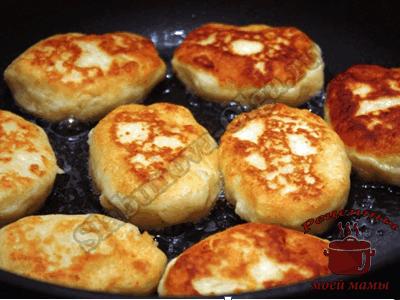 Картофельные котлеты с фаршем