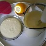 Майонез домашнего приготовления