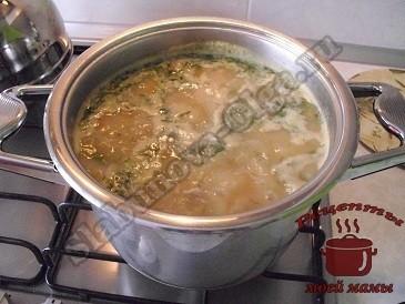 как приготовить гороховый суп с курицей