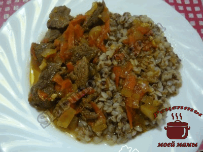 Как приготовить гуляш из мяса