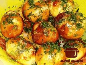 Пампушки из картошечки
