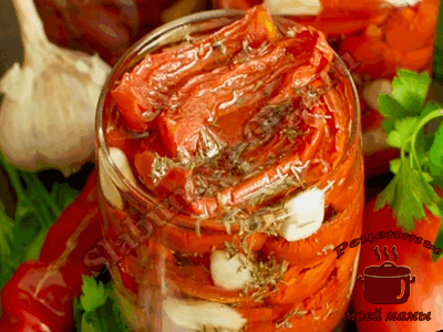 вяленые помидоры, лучший рецепт