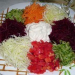 Салат ассорти