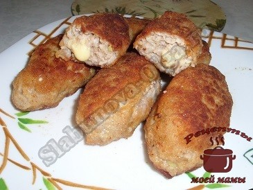 Колбаски из фарша