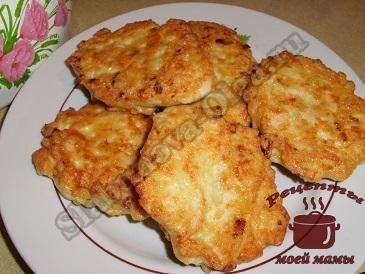 Котлеты по-албански из курицы рецепт с пошагово
