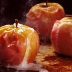 Яблоки печеные без начинки