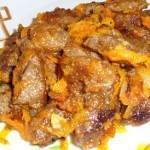 Готовим мясо дикого кабана
