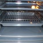 как отмыть духовку - после