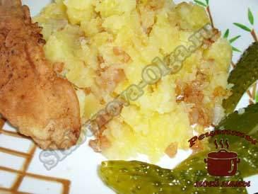 Картофельная каша