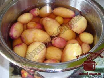 Молодой-картофель