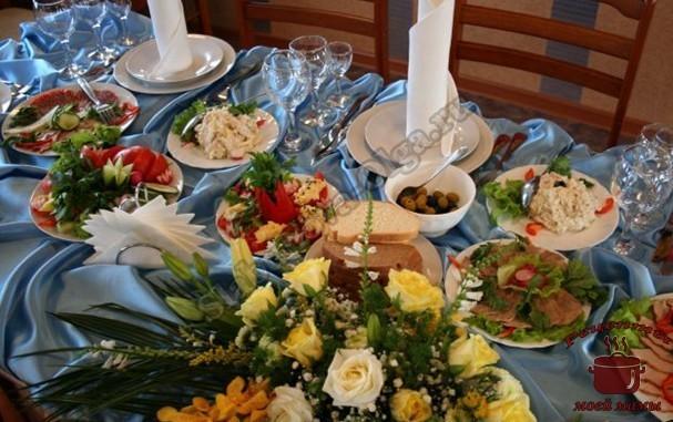 Оформление блюд - нарезка из овощей