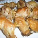 Шашлык-из-курицы,-готовим-его-в-духовке