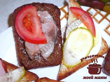 Вкусные-бутерброды-на-гренках2