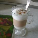 Как приготовить кофе латте в домашних условиях