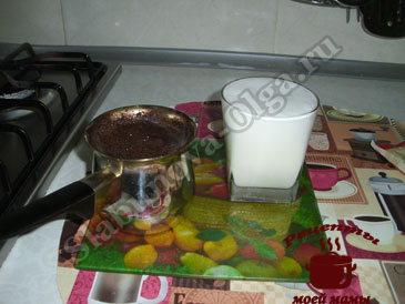 Пропорции молока и кофе в капучино