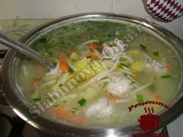 рецепт супа с мясом и вермишелью рецепт
