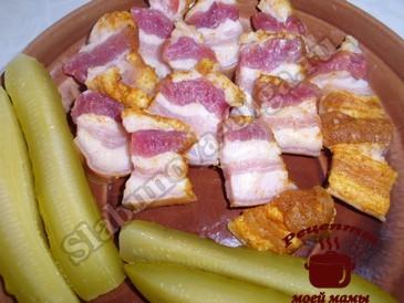 Грудинка свина