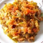 Жаренный болгарский перец