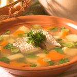 Как приготовить уху из речной рыбы