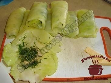 вкусное блюдо из капусты