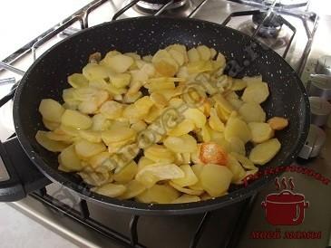 как вкусно пожарить картошку