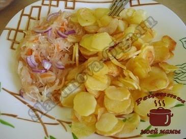 Как правильно жарить картошку, секреты приготовления