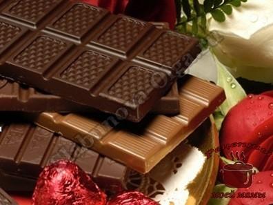 Булочки с начинкой из шоколада