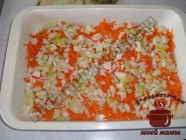 Рыба, тушеная в кефирном соусе