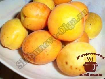 Ароматное-абрикосовое-варенье,-моем-абрикосы