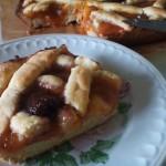 Пирог-из-песочного-теста-сабрикосовым--вареньем-готов
