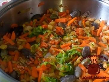 Жареный-рис-с-овощами