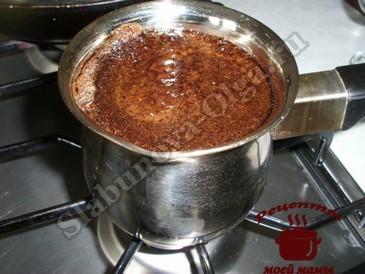 Крепкий сырный кофе