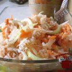 Квашеная капуста без соли и сахара