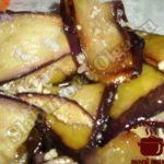 Баклажаны с орехами