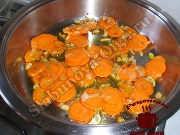 Баклажаны по-домашнему, жарим овощи