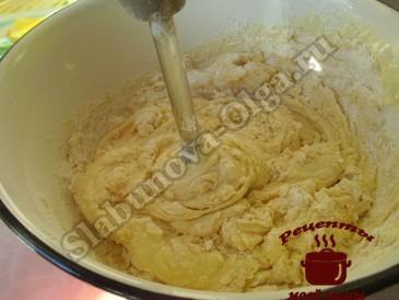 Корнуэльский яблочный пирог, готовим тесто
