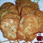 Вкусные оладьи из кабачков готовы