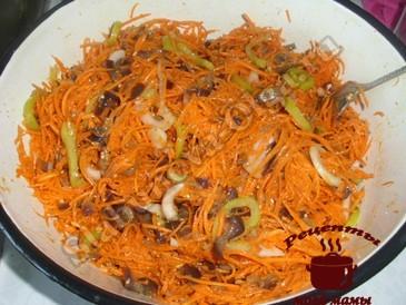 Вкусная морковь на зиму