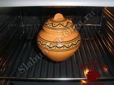 Болгарский перец, запекаем