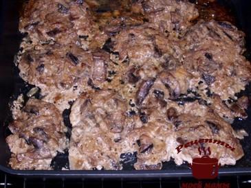 Отбивные из свинины готовы