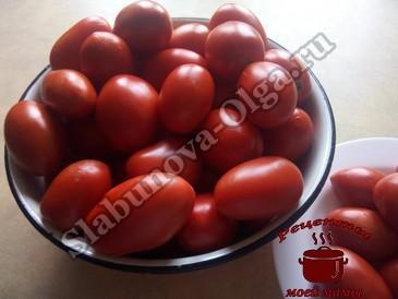 Заготовки на зиму,. подготавливаем помидоры