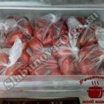 Заготовки на зиму, замораживаем помидоры