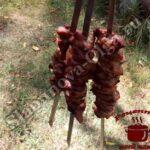 Шашлык из свинины готов